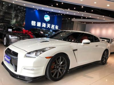 2014年3月 日产 GT-R(进口) 3.8T Premium Edition 棕红内饰图片