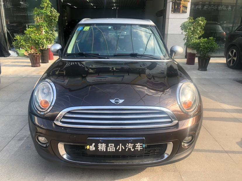 2011年6月 MINI CLUBMAN  1.6L COOPER Excitement图片
