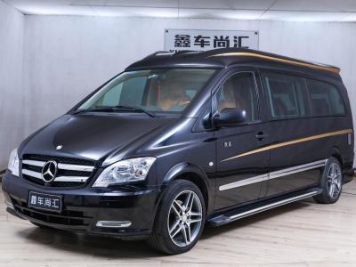 奔驰 威霆  2013款 3.0L 商务版图片