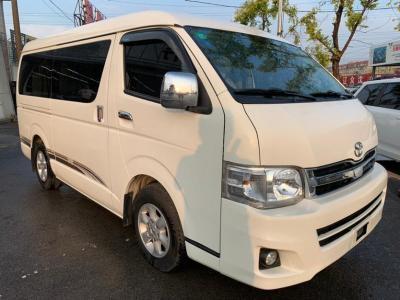 丰田 HIACE  2011款 2.7L自动豪华版10座