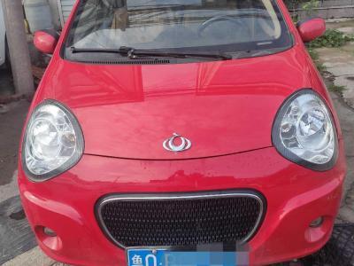 2011年1月 吉利 熊猫 1.0L 手动舒适型Ⅱ图片