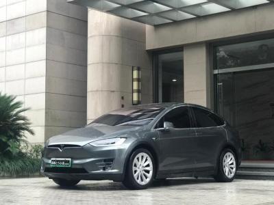 2018年8月 特斯拉 Model X 长续航版图片