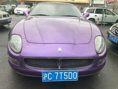 玛莎拉蒂 Coupe  4.2图片