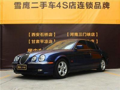 捷豹 S-Type  3.0图片