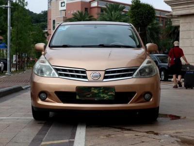 日产 骐达  2008款 1.6L 自动豪华型图片