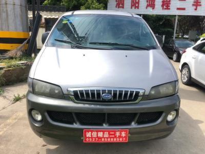 2010年9月 江淮 瑞风 2.0L穿梭 汽油舒适版HFC4GA3图片