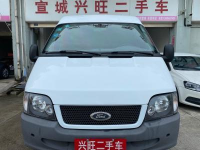 福特 经典全顺  2015款 2.8T柴油多功能车短轴6座中顶JX493ZLQ4图片