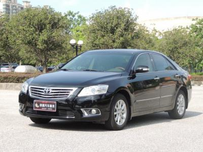 2009年9月 丰田 凯美瑞 200G 豪华版图片