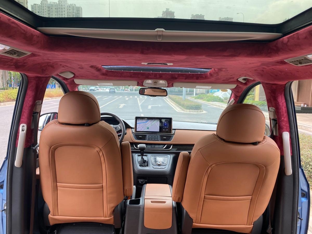 上汽大通MAXUS G10  2018款 PLUS 2.0T 自动豪华版图片