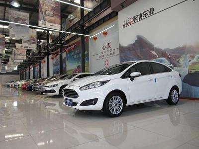 福特 嘉年华  2013款 三厢 1.5L 自动品尚型图片