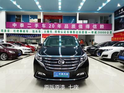 廣汽傳祺 GM8  2018款 320T 豪華版