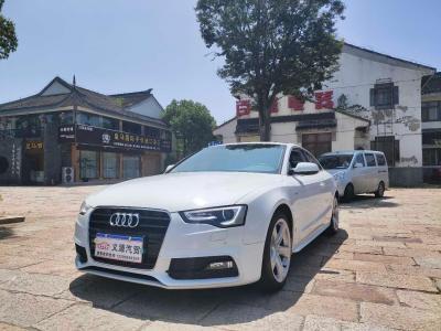 2017年8月 奥迪 奥迪A5(进口) 改款 Coupe 45 TFSI 舒适型图片