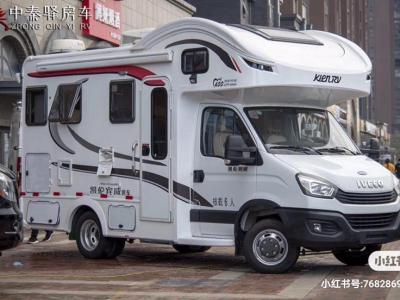 2018年6月 依维柯 Daily(欧胜) 3.0T 超长轴高顶商旅客车F1C图片