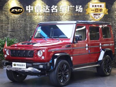 北京 BJ80  2019款 2.3T 自动盛世华章版 国VI