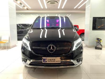 2019年2月 奔驰 威霆 2.0T 精英版 7座图片