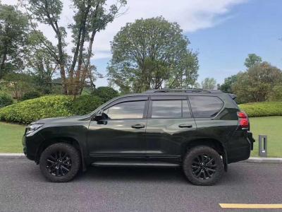 2018年7月 丰田 普拉多  3.5L 自动TX-L图片