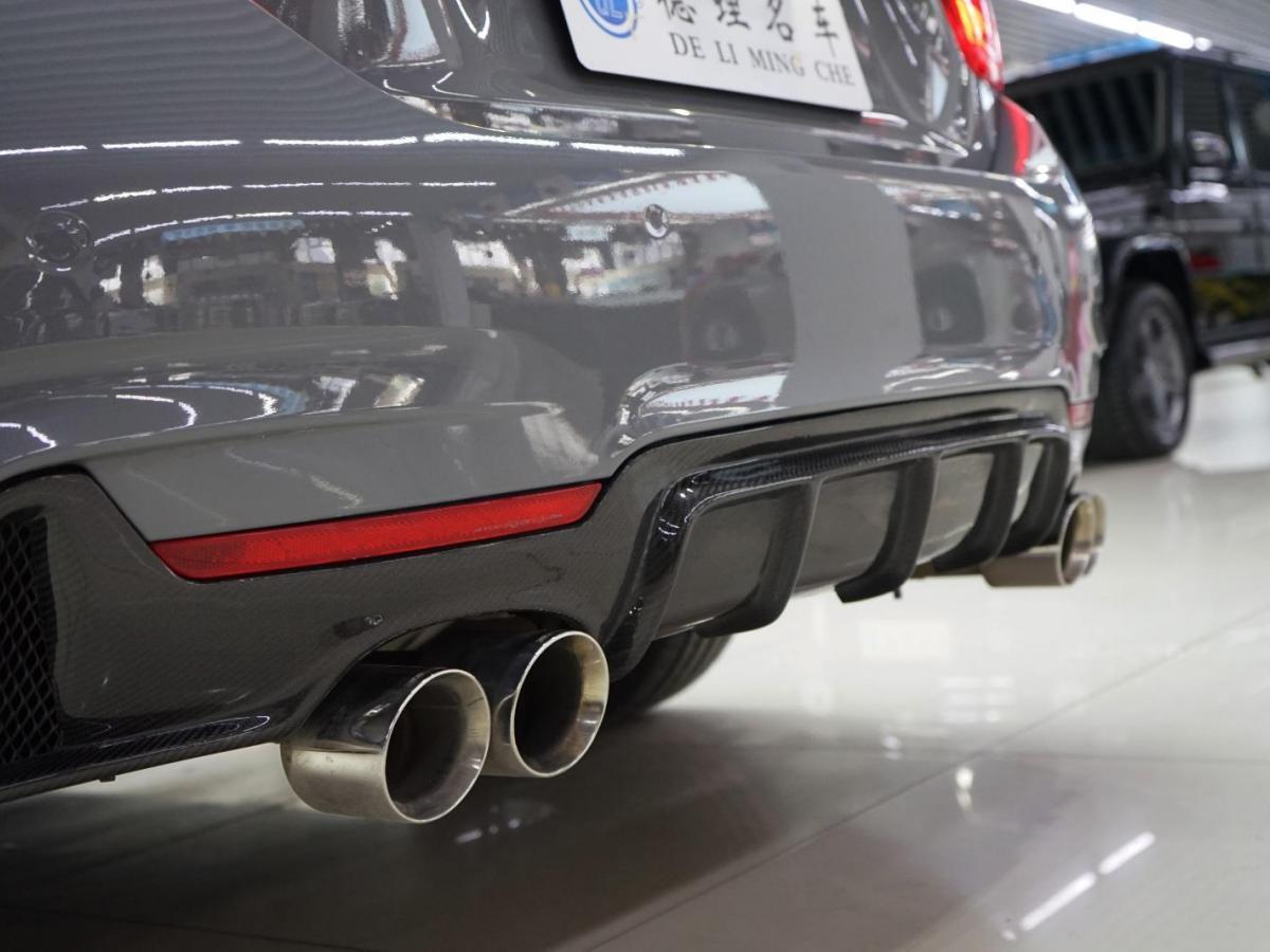 宝马 宝马4系  2017款 425i Gran Coupe 领先型M运动套装图片