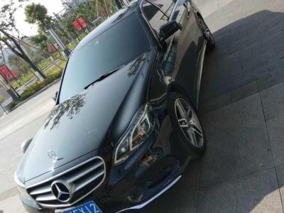 2014年9月 奔驰 奔驰E级  改款 E 260 L 豪华型图片
