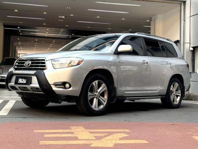 2011年7月 丰田2011款 汉兰达 2.7L 两驱7座豪华版图片