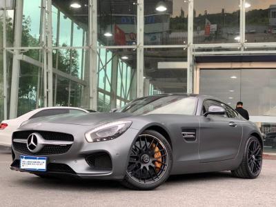 2018年7月 奔驰 奔驰AMG GT AMG GT S图片