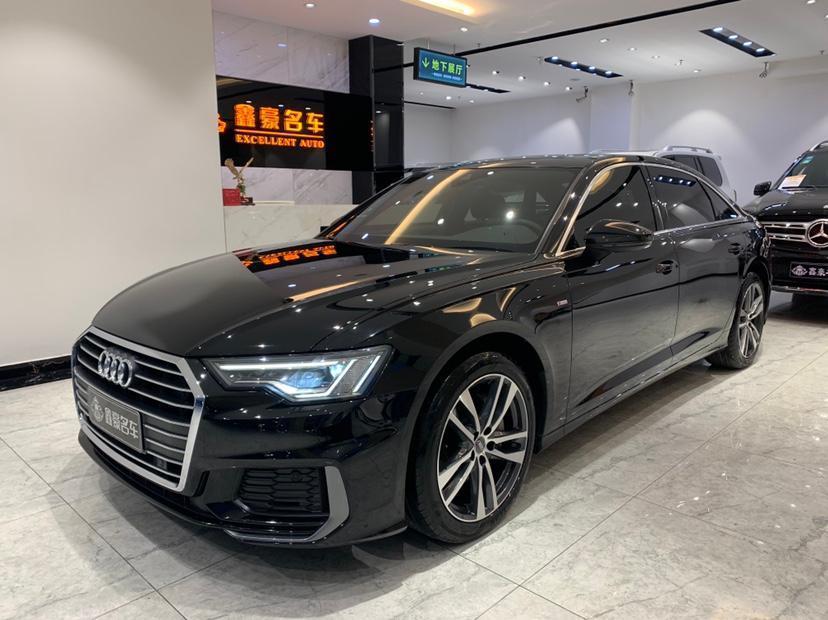 2019年2月 奥迪 奥迪A6L 45 TFSI 臻选动感型图片