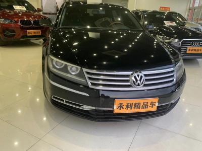 大众 辉腾  2011款 3.6L V6 5座加长舒适版