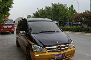 2013年6月 奔驰 威霆  2.5L 商务版图片