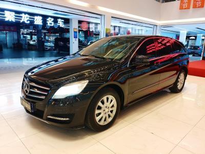 奔驰 奔驰R级(进口) R 300 L 商务型图片