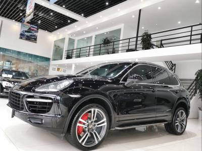 保时捷 Cayenne  2011款 Cayenne Turbo 4.8T