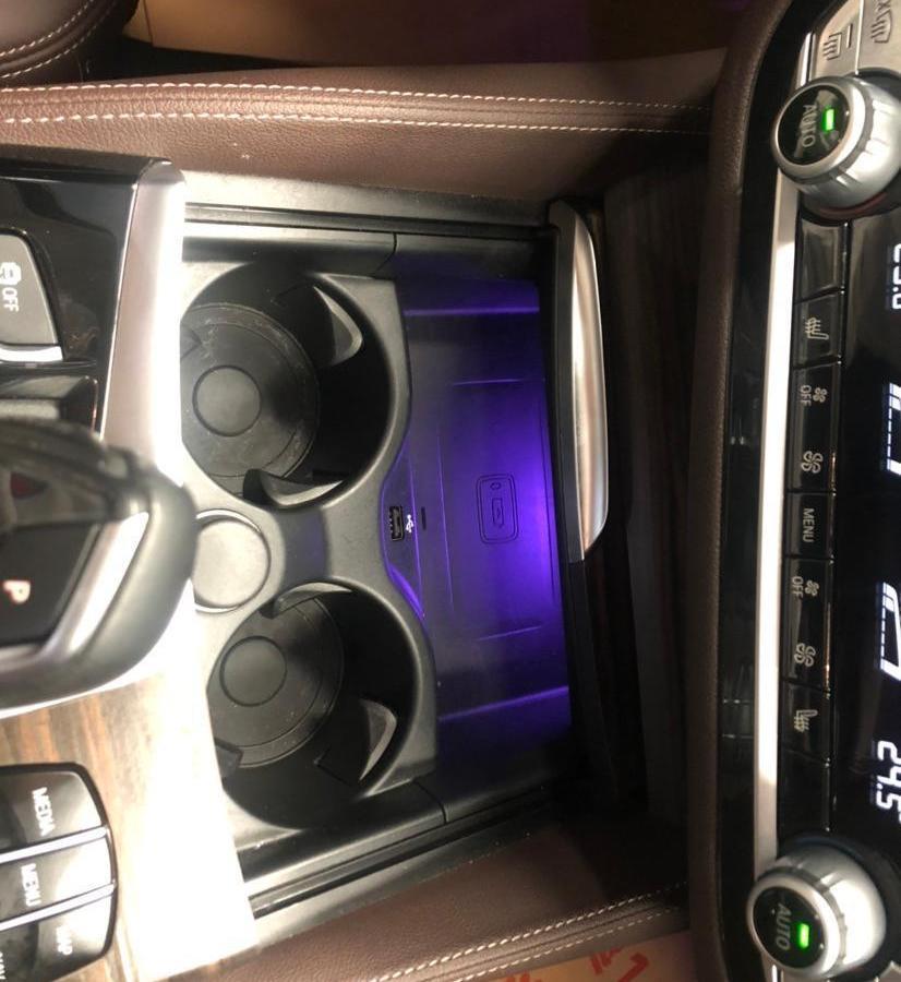 宝马 宝马5系  2019款 530Li 领先型 豪华套装图片