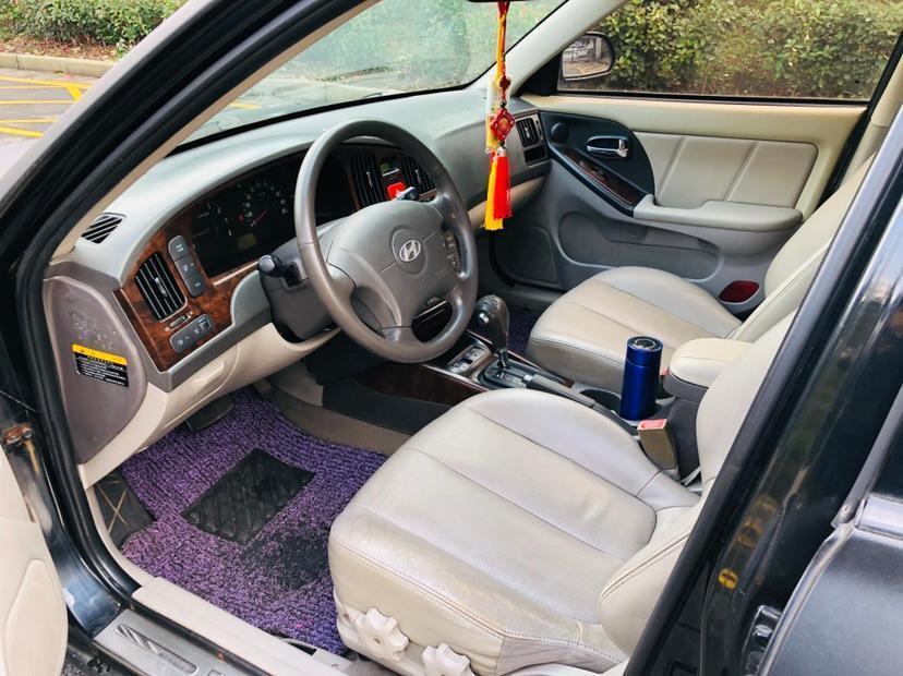 现代 伊兰特  2005款 1.8L 自动豪华型图片