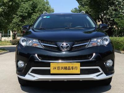 2014年5月 丰田 RAV4荣放 2.0L CVT四驱风尚版图片