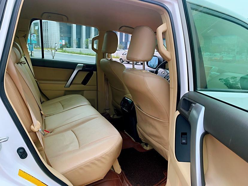 丰田 普拉多  2014款 2.7L 自动标准版图片