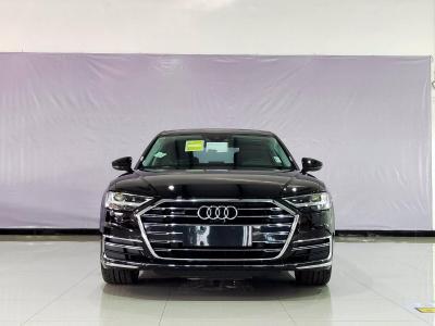 2019年11月 奥迪 奥迪A8(进口) A8L 50 TFSI quattro 豪华型图片