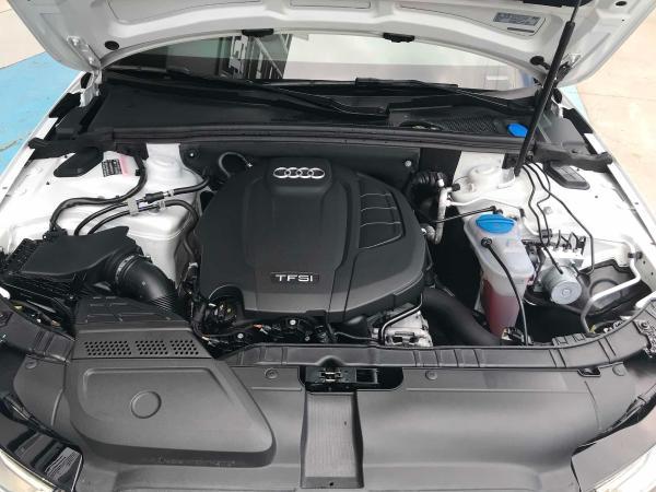 奥迪 奥迪A4L  A4L 2.0T FSI 35 TFSI 舒适型图片