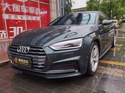 2019年1月 奥迪 奥迪A5  Sportback 40 TFSI 时尚型图片