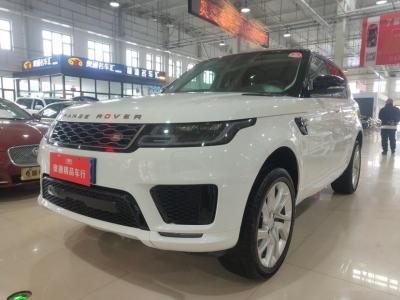 路虎 攬勝運動版  2018款 3.0 V6 HSE DYNAMIC