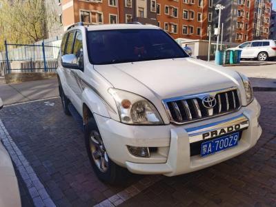 丰田 普拉多  2010款 4.0L 自动TX