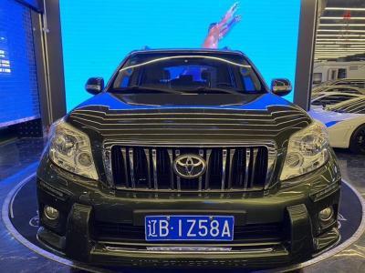 2013年9月 丰田 普拉多(进口) 2.7L 自动豪华版图片