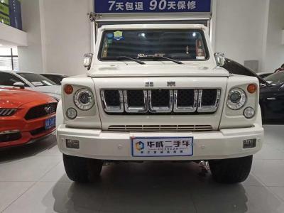 北京 BJ80  2016款 2.3T 自动尊贵版