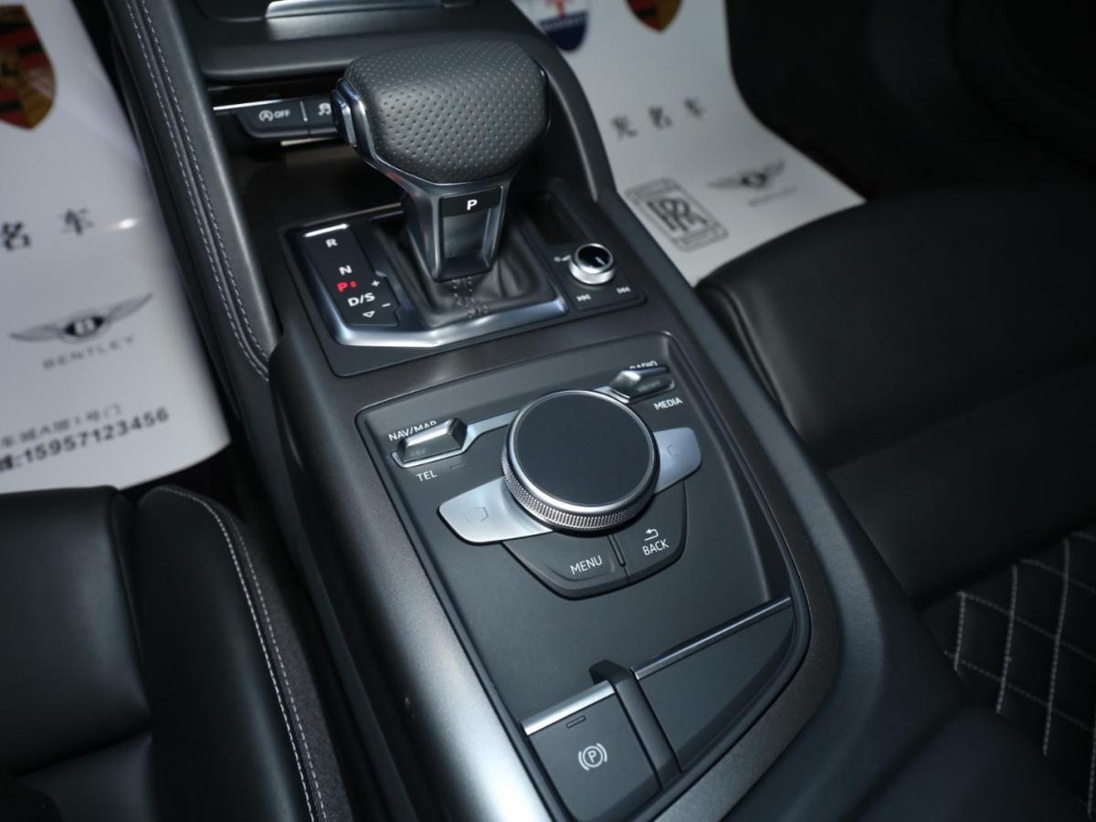 奥迪 奥迪R8  2019款 基本型图片
