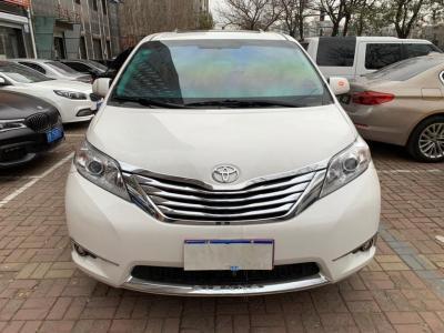 2012年10月 丰田 塞纳  2.7L 两驱自动型图片