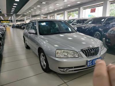 现代 伊兰特  2006款 1.6L GL 舒适型图片