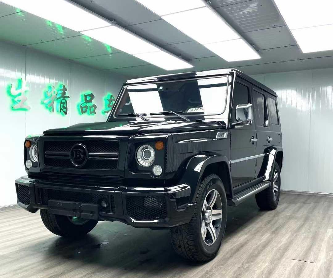 2017年8月 北京 BJ80 2.3T 自动尊享型图片