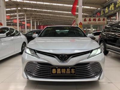 2019年5月 丰田 凯美瑞  2.0G 豪华版 国VI图片