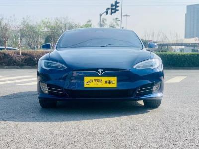 2017年6月 特斯拉 Model S Model S 75D 标准续航版图片