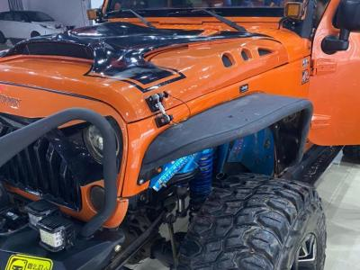 Jeep 牧马人  2017款 3.6L Rubicon 四门舒享版图片