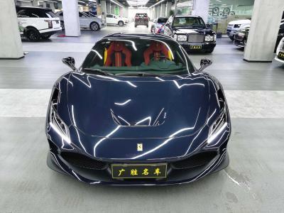 2020年12月 法拉利 Tributo 3.9T V8图片