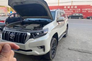 2018年9月 丰田 普拉多  3.5L 自动TX-L尊享版后挂备胎图片