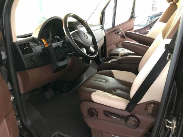 奔驰 斯宾特  324 3.5 A1图片